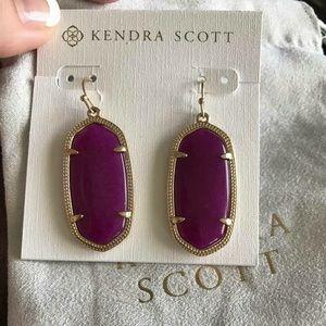 Kendra Scott Purple Jade Elle's